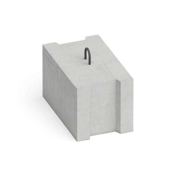 готовые фундаментные блоки